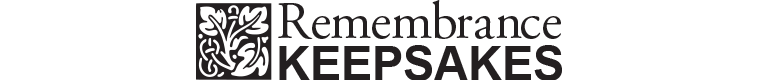 Remembrance Keepsakes Logo